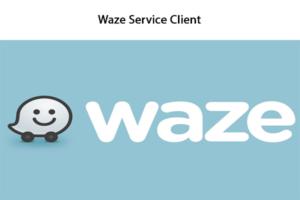 waze service client