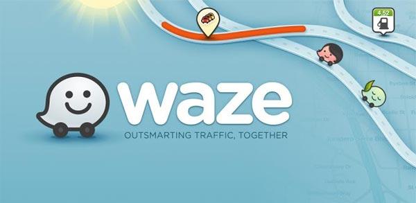 Waze contact