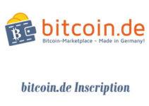 Ouvrir un compte sur Bitcoin.de