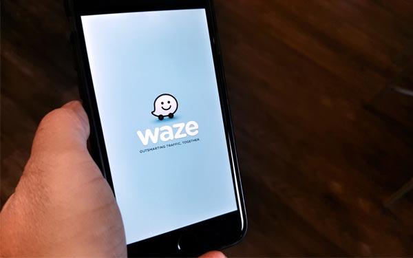 Fermer compte Waze