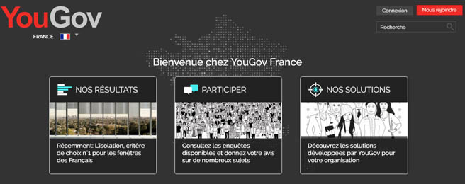 Inscription Yougov