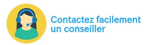 CIC contacter un conseiller