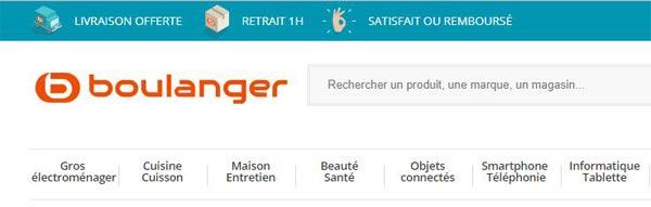 Espace Boulanger Pro