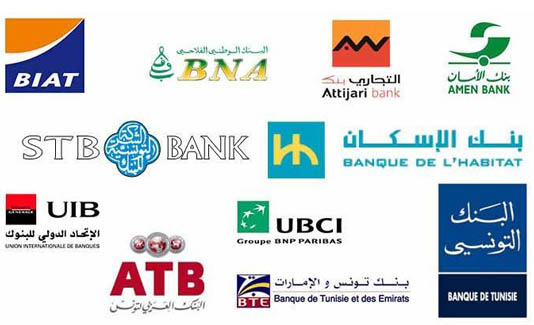 Top 10 banques en Tunisie