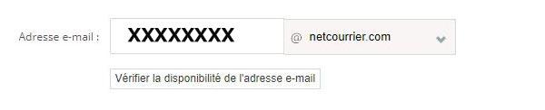 Mail netcourrier