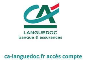 ca-languedoc.fr accès aux comptes bancaires