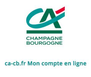 ca-cb.fr Mon compte en ligne