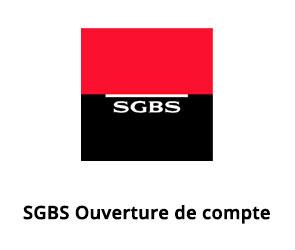 SGBS online Ouverture de compte