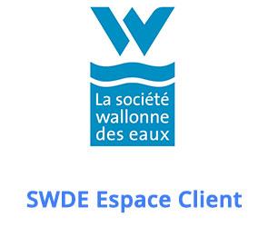 SWDE espace client en ligne