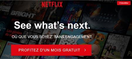 générateur de compte Netflix gratuit