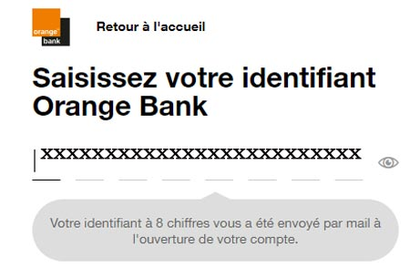 Orange Bank téléphone