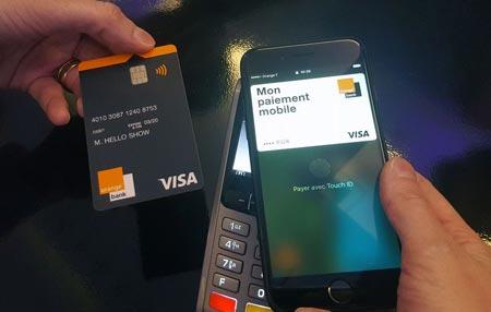 Orange bank contact