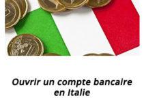 ouvrir compte italien chez une banque en italie