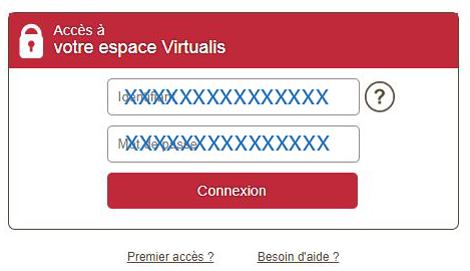 Virtualis CMB connexion