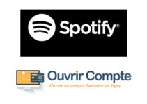 Ouvrir un compte spotify gratuit