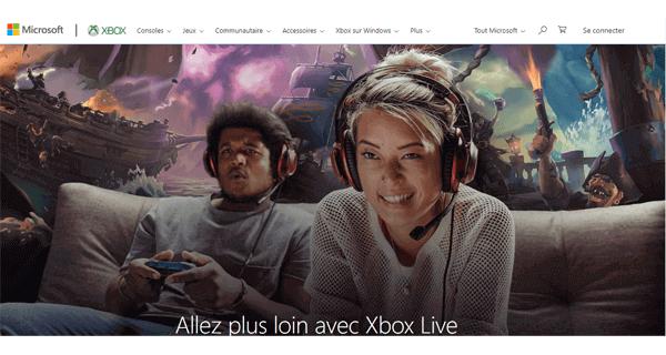 Créer un compte xbox live minecraft