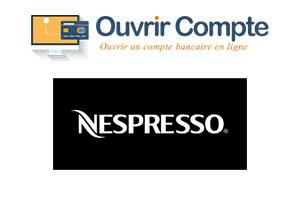 Nespresso.com ouverture compte