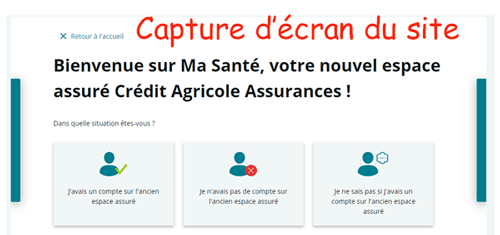 inscription.ca-masante.fr adhesion