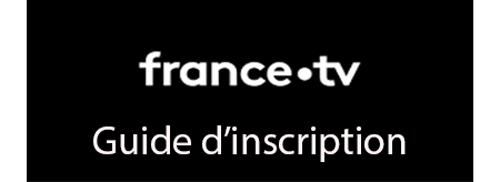 Créer un compte France tv