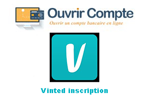 Nouvelle inscription d'un membre Vinted