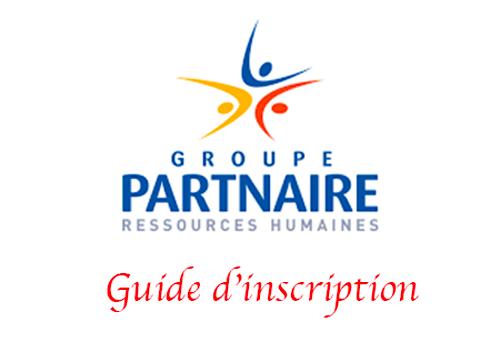 Partnaire inscription