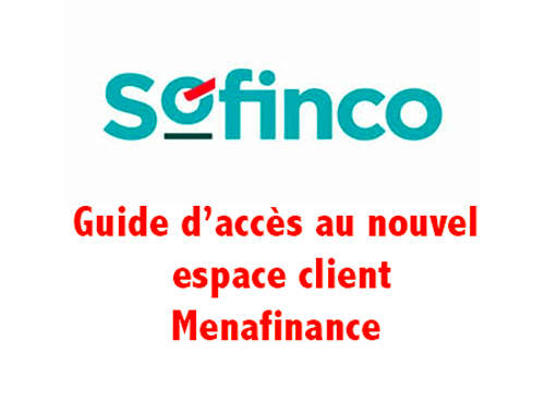 Créer menafinance espace client