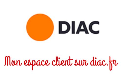 Ouvrir un espace client diac.fr