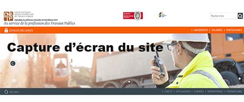 www.cnetp.fr ouvrir un compte