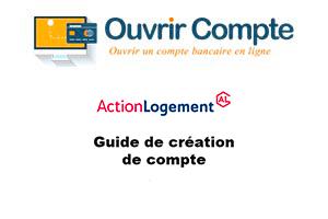 S'inscrire sur al-in.fr action logement