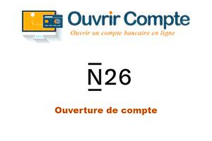 Compte N26 gratuit